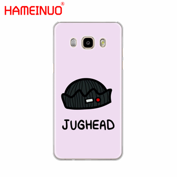HAMEİNUO Riverdale pop south side Samsung Galaxy J1 J2 J3 J5 USB MİNİ telefon kılıfı JUGHEAD 2016 Başbakan ACE 37303